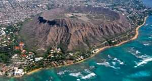 Diamond-Head-Volcano