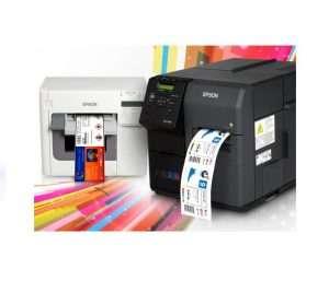 Epson colorworks printer