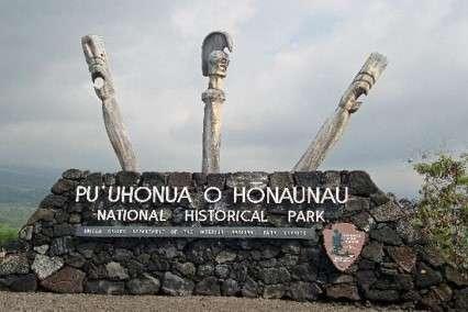 Pu'uhonua o Honaunau NP